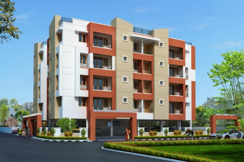 Elegancia Are 16 3Bhk Premium Apartments